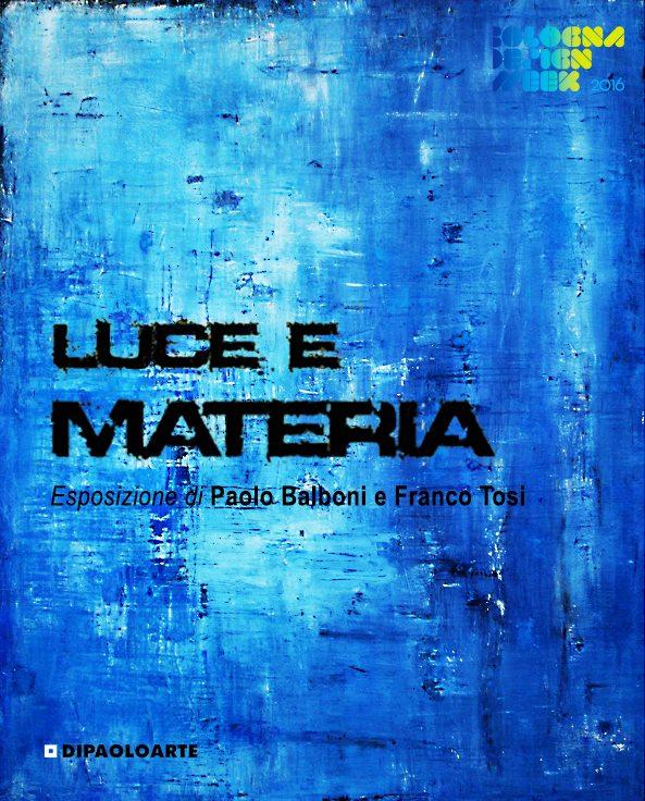 Luce e Materia-invito