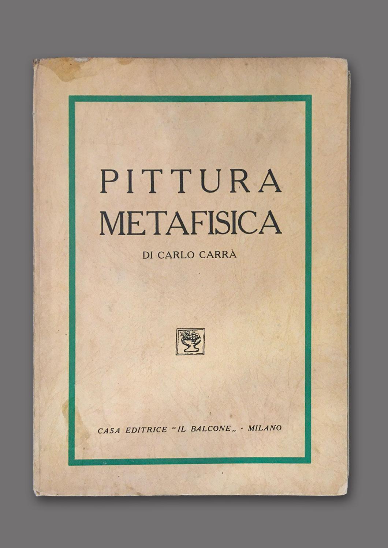PITTURA METAFISICA-1